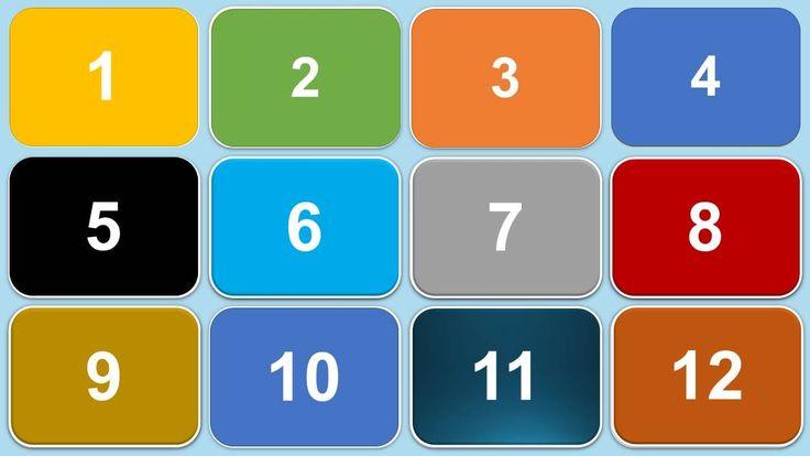 بطاقات تعليمية تفاعلية بطريقة عرض بوربوينت جاهزة للاستخدام 10 Things 9 And 10