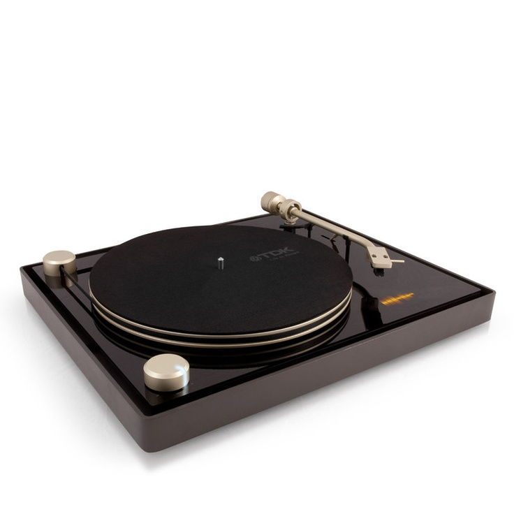 USB Belt Drive Turntable By TDK
