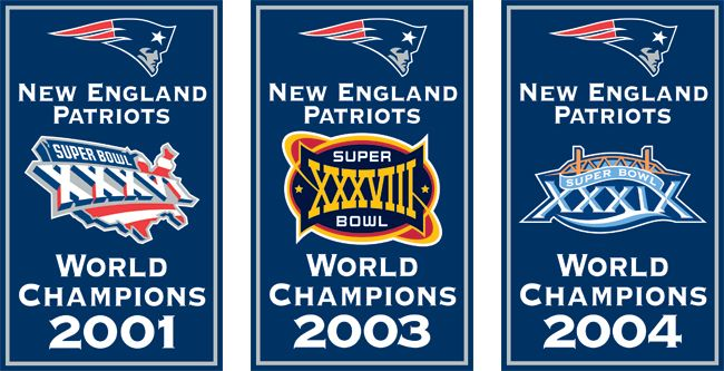 Patriots Super Bowl ~ pick one