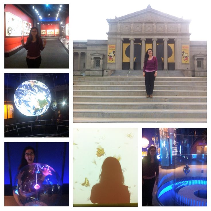 The Museum of Science and Industry, Chicago