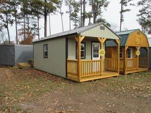 "houma for sale ""sheds"" - craigslist | Portable Cabins ..."