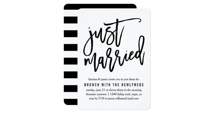 Day After Wedding Brunch Invitations: Best 25+ Brunch Invitations Ideas On Pinterest