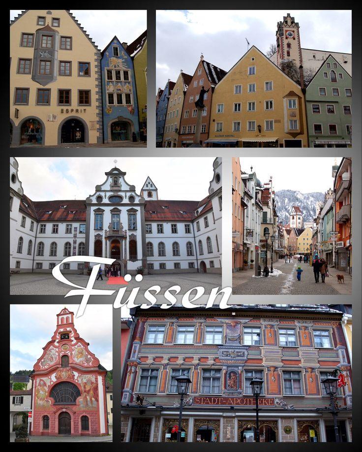 Wybierasz się na zamek Neuschwanstein i Hochenschwangau? Koniecznie zaglądnij do Füssen. To miasto należy do najpiękniejszych miejsc w Niemczech!