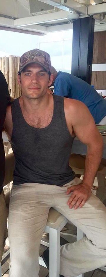You know ruining me for all others when you show off that amazing body of yours Cavill is very naughty of you...lol!! ;)