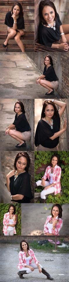 Senior Poses | Senior Pictures | Illinois Senior Photographer | Alyssa Layne Photography | Veronica