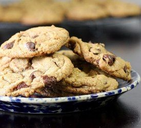 My Basic Sugar Free Chocolate Chip Cookie Recipe - the recipe isn't GF but it could easily be adjusted. The site is great though! It's sugar free recipes but not using artificial sweeteners!
