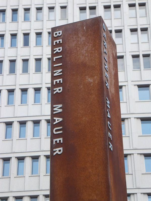 Berliner Mauer, Marlene-Dietrich-Platz, Potsdamer Platz, Berlín, Elisa N, Blog de Viajes, Lifestyle, Travel