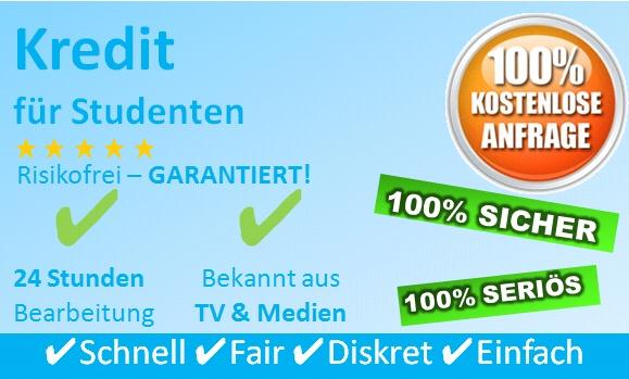 Sofortkredit für Studenten von Sofort-Kredit-Online.de – Damit der Fokus auf die Bildung gelegt werden kann.