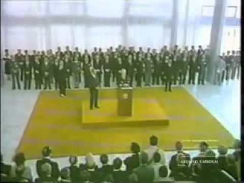 Presidentes do Brasil - POSSE DO PRESIDENTE JOÃO BATISTA FIGUEIREDO 1979
