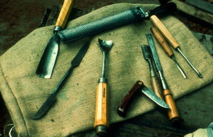 j.b. blunk's tools
