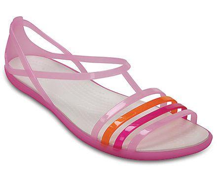 Women's Crocs Isabella Sandal - Angle