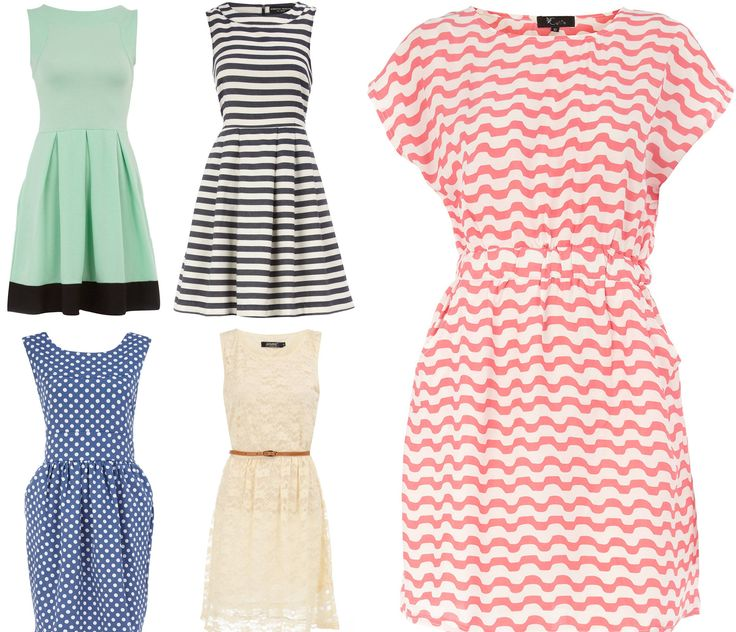 $50 Summer Dresses: Women Fashion, Summer Dresses, Women Dresses, Inner Fashionista, Style Boards, Flirti Summer, Fans Boards, Imaginary Closet, 50 Summer