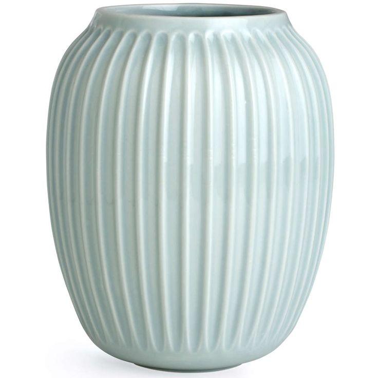 kähler hammershøi vase medium mintgrønn