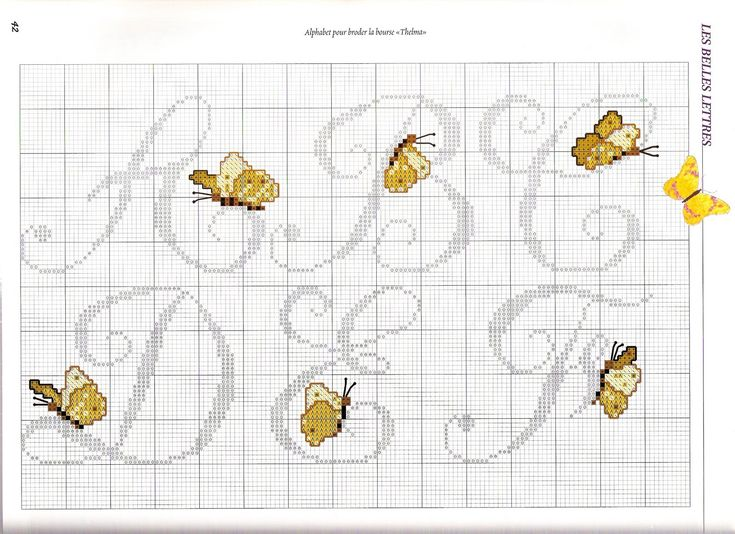 alfabeto farfalle4