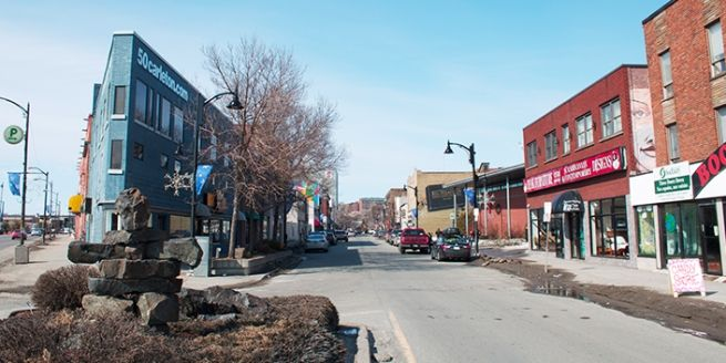 Uncovering the Charm of Downtown Sudbury - Northeast Ontario