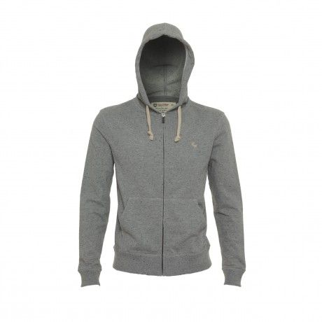 The Old Khaki Malcolm is a hoodie made of cotton and features an adjustable hood and 2 handwarmer pockets.