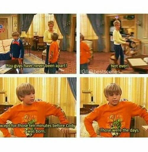 Imagen de funny and zack and cody