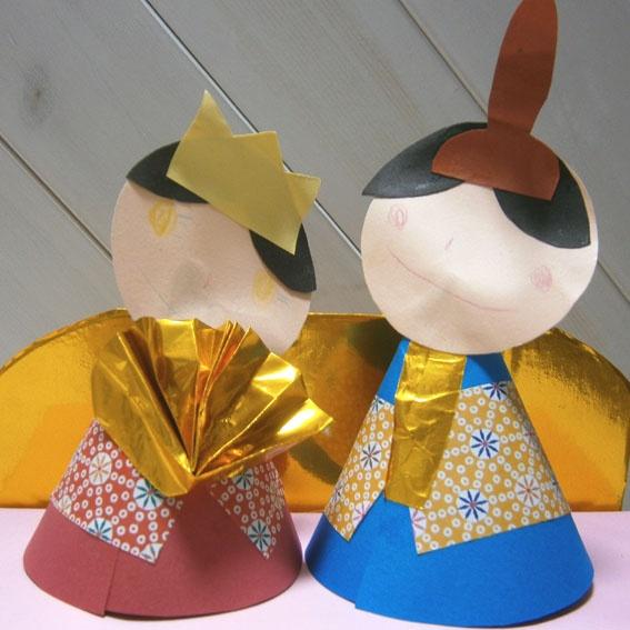 Japanese handmade doll  ♥ohinasama♥