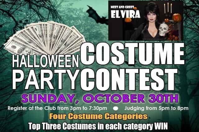 October 30th 2016:  Halloween Contest - 2016 | Cahuilla Casino
