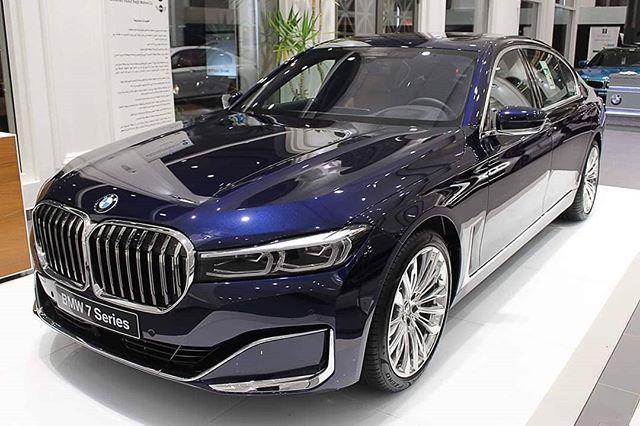 Instagram의 Kurdistan Automotive Blog님 كوردى عربي نمایش کردنی Bmw 7 Series مۆدێل 2020 فیس لیفت لە سعودیە تدشين بي إم دبليو ا Bmw Bmw 7 Series Luxury Sedan