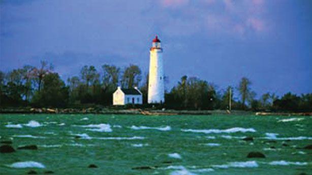 Chantry Island, Southampton, Ontario, Canada