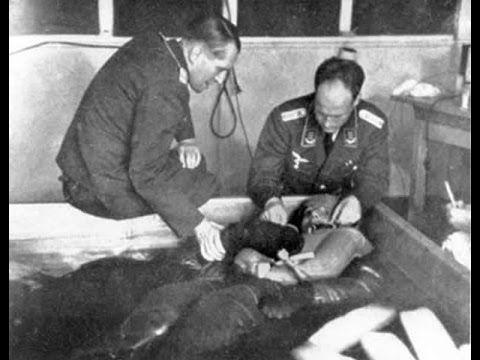 Los 5 Peores Experimentos en Humanos Realizados por los Nazis
