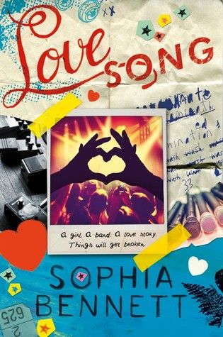 An Awful Lot Of Reading: Love Song by Sophia Bennett