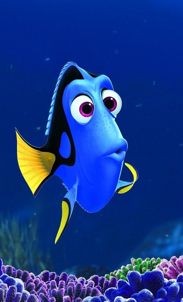 1000 images about finding nemo dory on pinterest - Disney tablet wallpaper ...