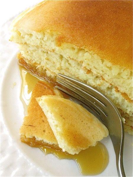 Simply Perfect Pancakes via @kingarthurflour