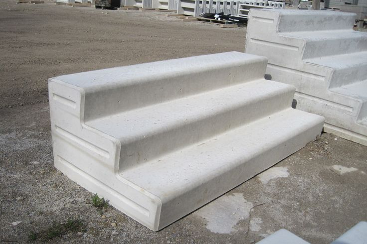 Great Lessons You Can Learn From Precast Concrete Step   Premade Stairs For Outdoors