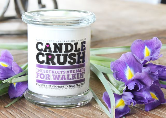 CANDLE CRUSH: THESE FRUITS ARE MADE FOR WALKIN: http://www.beautylust.co.nz/win-1-of-4-new-candles-from-candle-crush