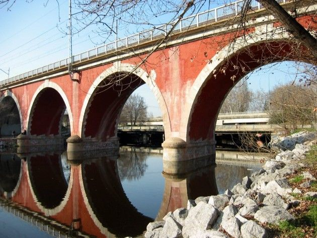 Los ríos de Madrid tienen niveles récord de cocaína, anfetaminas y ansiolíticos   Materia