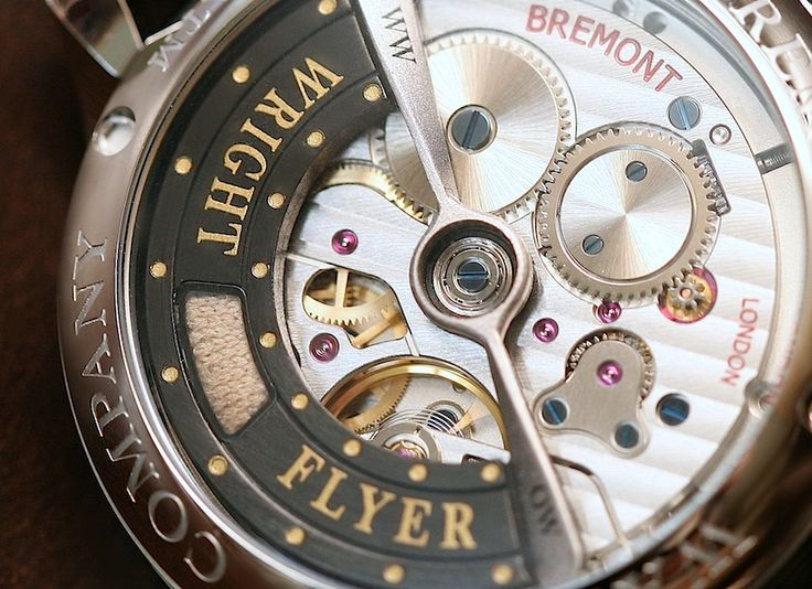 The Real Story Behind The Bremont Wright Flyer In House Made BWC/01 London Watch Movement