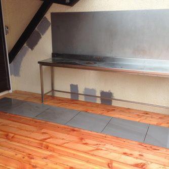 1000 id es sur le th me dalle bois terrasse sur pinterest dalle bois dalle pour terrasse et. Black Bedroom Furniture Sets. Home Design Ideas