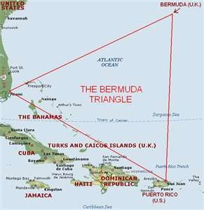 best the mystery behind the bermuda triangle images on  location of the bermuda triangle in the atlantic