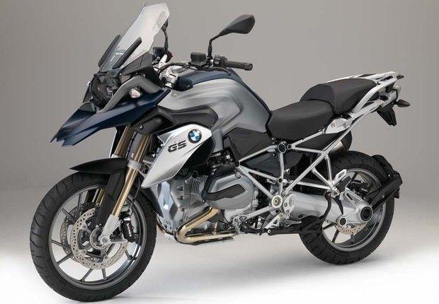 BMW oferece novas configurações para motos R1200 GS e GS Adventure