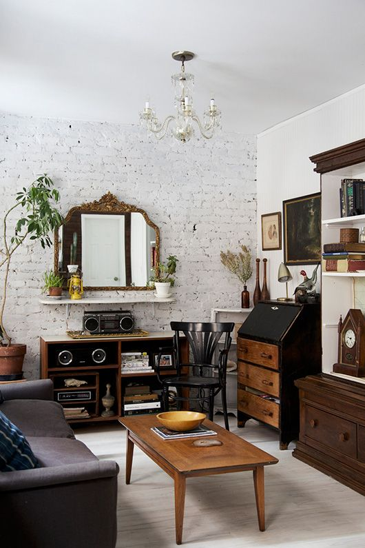 prop stylist anthony d'argenzio's home / lonny
