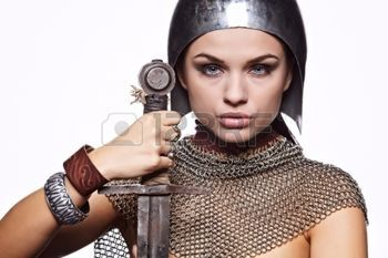 armadura femenina