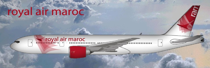 Royal Air Maroc B777