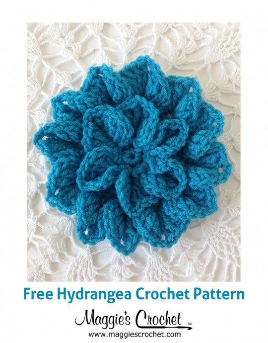 Maggie's Crochet Blog ༺✿Teresa Restegui http://www.pinterest.com/teretegui/✿༻