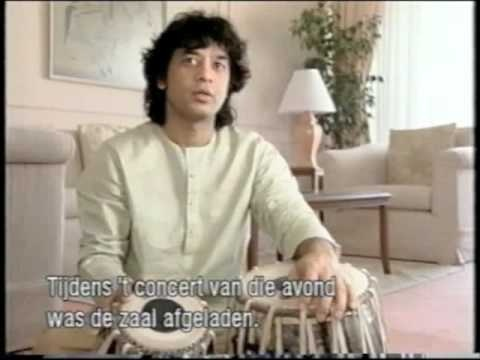 "Zakir Hussain ""The Speaking Hand"" - Part 6. 6-part documentary of Zakir Hussain. Featuring Shivkumar Sharma, Ravi Shankar and others. In Hindi and in English. Dutch subtitles."