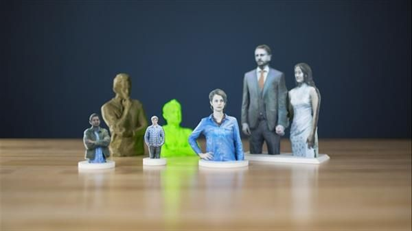 Kinect now easy 3D printing tool with release of 3D Scan app for Windows 8.1 and 10
