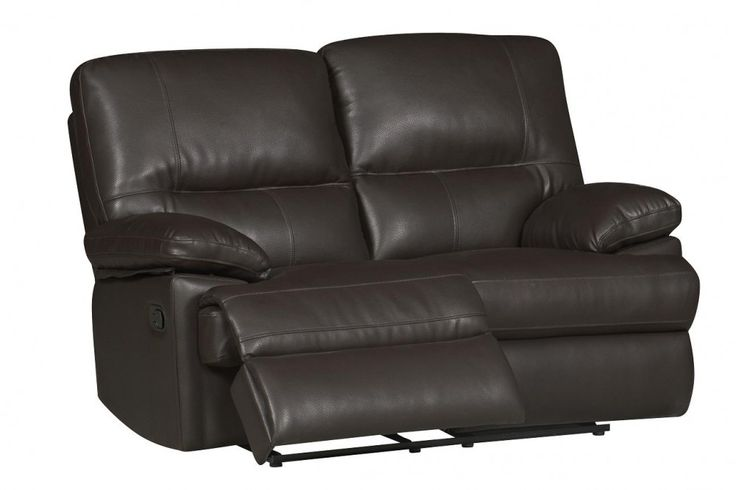 #Indiana 2 Seater #Reclining #Sofa Brown