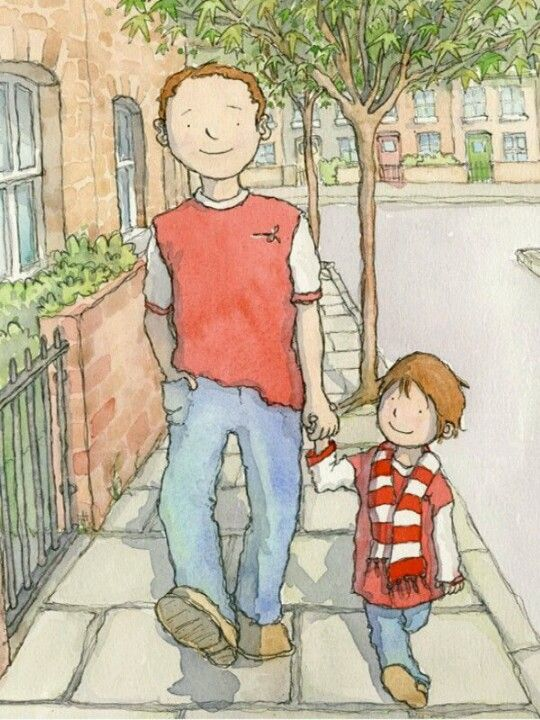 We love this illustration.
