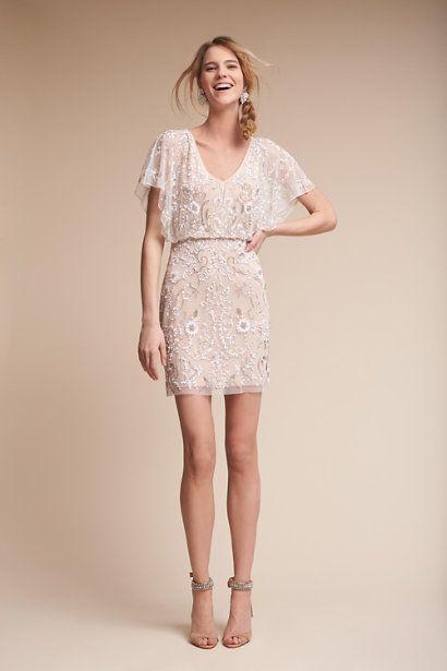 Champagne Biltmore Dress   BHLDN