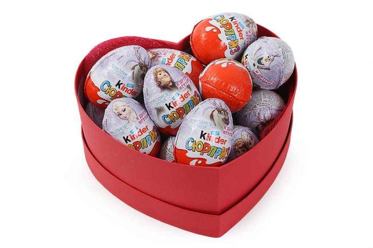 прекрасный Коробка сюрпризов (сердце-мини)  #Подарки #Подарочныенаборы,Коробкасюрпризов(сердце-мини)