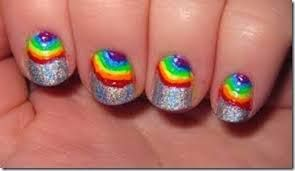 Resultado de imagen para diseños de uñas para niñas