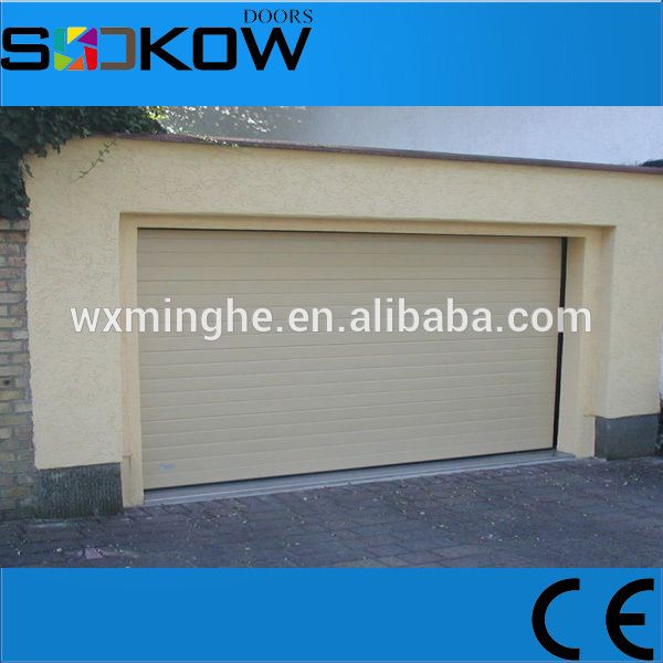 Color steel sectional automatic used garage doors sale#used garage doors sale#garage