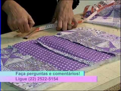 Luau Tv - Saúde & Beleza - Artesanato ( Capa de caderno ou Bíblia) - parte 1