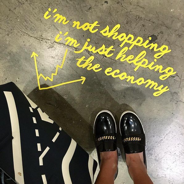 Right this way #KRAVELISTXPAPILIONDUO Enjoy 15% on both items, instore and online. Or better yet, take your own shoefie!